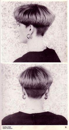 Page 009 - Wedge Short Wedge Haircut, Short Wedge Hairstyles, Edgy Short Haircuts, Teen Boy Haircuts, Bowl Haircuts, Stacked Haircuts, Great Haircuts, Retro Hairstyles, Boy Hairstyles