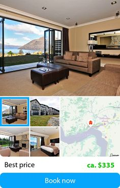 Platinum Queenstown Luxury Villas (Queenstown, New Zealand) – Book this hotel at the cheapest price on sefibo.