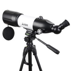 Sale 29% (119.39$) - BOSMA 80/400 HD Astronomical Telescope Portable Starry Sky Viewing Monocular With Tripod