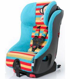 Clek Foonf 2016 Convertible Car Seat - Paul Frank Zoom Julius