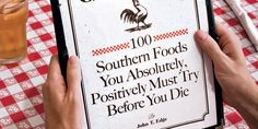 100 Southern Foods
