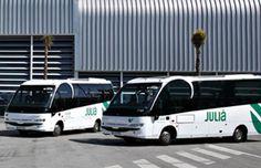 Alquiler de Minibuses   Autocares Julià