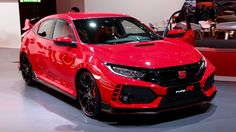 2017 Honda Civic Type R (1st Look) #Honda #civic #hondacivic #hondalife #hondalove #car