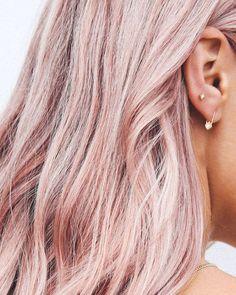 Mon crush capillaire pour la saint-valentin ❤️#pinkhair #hair #love