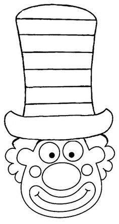 Das Journal of Chrys: Mein Projekt CIRCUS im Kindergarten - carnaval - Clown Crafts, Carnival Crafts, Carnival Themes, Circus Art, Circus Theme, Mardi Gras, Preschool Circus, Diy For Kids, Crafts For Kids