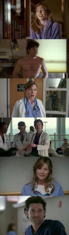 Grey's Anatomy 1x01