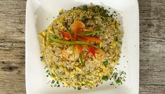 Asian Spicy Curry - Shrimp Fried Rice