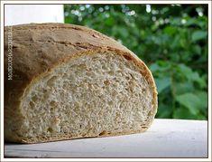 Prosty chleb na drożdżach Polish Recipes, Challah, Bread Baking, Pain, Scones, Recipies, Cooking Recipes, Food, Baking