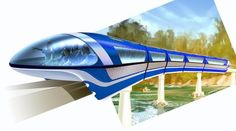 Disney Monorail Concept | Mark V, Dreamorail, or Monosub, or New Mono concept.