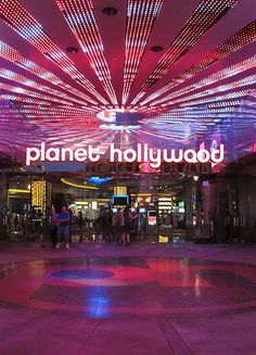 Las Vegas (Planet Hollywood hotel was fabulous)