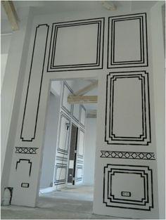 graphic Mirror, Furniture, Home Decor, Decoration Home, Room Decor, Mirrors, Home Furnishings, Home Interior Design, Home Decoration
