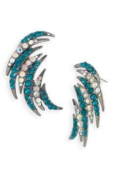 Guinevere Crystal Earrings | Nordstrom - StyleSays