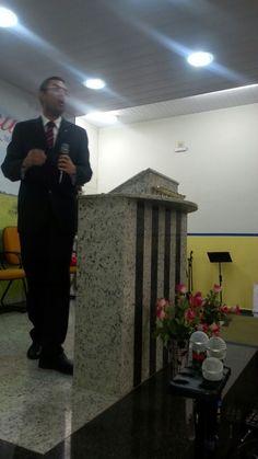 Pregando na IMVJ
