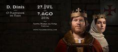 Viagem Medieval em Terras de Santa Maria 2016:) https://www.facebook.com/viagemmedieval