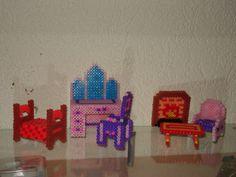 sandylandya@outlook.es  Furniture perler beads by Mandy G. - Perler® | Gallery