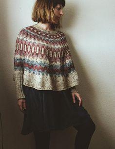 Ninilchick Swoncho sweater pattern by Caitlin Hunter Christmas Knitting Patterns, Sweater Knitting Patterns, Universal Yarn, Lang Yarns, Dress Gloves, Paintbox Yarn, Red Heart Yarn, Yarn Brands, Arm Knitting