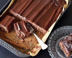 Sponge Cake, Dessert Recipes, Desserts, Chocolate Cake, Tiramisu, Banana Bread, French Toast, Food And Drink, Treats