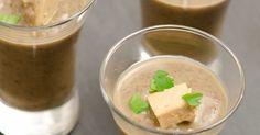 Le velouté de lentilles au foie gras | Les Cocottes Moelleuses| Le festin des anges | Pinterest