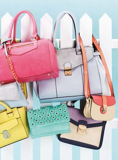 Accessorize PE14 - #bag #bags #colors #Accessorize