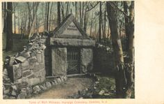 Walt Witman tomb, Camden, NJ