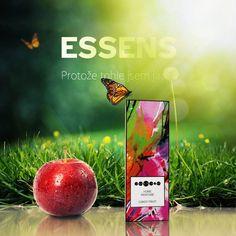🍎 ESSENS Home Perfume - CANDY FRUIT 🍎  Osvěžující a sladká ovocná vůně nesoucí v sobě jedinečné aroma pomerančů, jablek, broskví a černého rybízu v doprovodu jasmínu, šeříku a s lehkými zelenými tóny.více info na http://www.essens-czech.cz