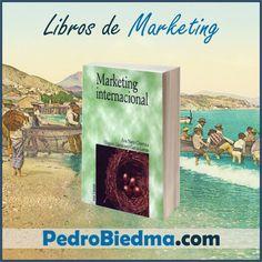 Libro Marketing Internacional   Ediciones Pirámide Marketing, Cover, Books, Socialism, Studios, Libros, Book, Book Illustrations, Libri