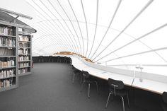 philologische bibliothek by foster + partners in berlin, germany
