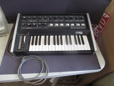 MATRIXSYNTH: VINTAGE MOOG MICROMOOG ANALOG SYNTHESIZER MODEL 20...