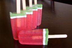 Popsicle Soap Watermelon Popsicle Soap Glycerin by Soapmuchlove