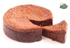 "Le gâteau ""assasin"" (chocolat et caramel) de Bernard cuisine. Apparemment une tuerie"