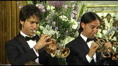 Vivaldi Concerto for 2 Trumpets in C - Guillen, Moreno