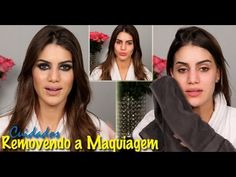 Cómo desmaquillarte. Removendo a Maquiagem (os cuidados) Por Camila Coelho - YouTube. How to clean makeup. Comment te demaquiller.  https://www.facebook.com/bagatelleoficial Bagatelle Marta Esparza #desmaquillar #cleaning #makeup