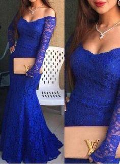 Royal blue lace prom dresses,prom dress 2016,prom,#promdresses #simibridal