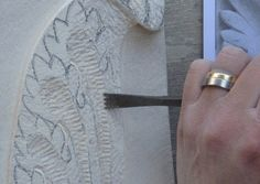 Stone Carving in Relief Immersive Course