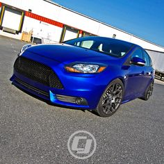 Ford Focus St Parts 2017 Performance