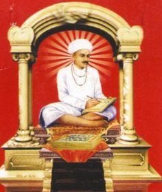 Santaji Jagnade, marathi saint.