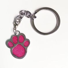 You'll be catlike when you sport this Big Cat Paw Print... See it here! http://catrescue.myshopify.com/products/big-cat-paw-print-pendant-key-chain?utm_campaign=social_autopilot&utm_source=pin&utm_medium=pin