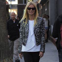 Gwyneth, We Want Your Jacket Boo