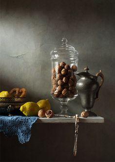 photo: Лимоны и орехи | photographer: Диана Амелина | WWW.PHOTODOM.COM