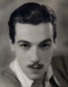 "Gods and Foolish Grandeur: ""Latin Lover"" / ""Confirmed Bachelor"" - early portraits of Cesar Romero"