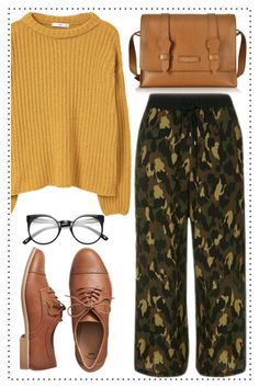 """#fall #trend #Sweater"" by katymill ❤ liked on Polyvore featuring Marc Jacobs, Topshop, MANGO, Gap and The Bridge"