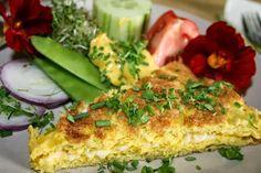 Godt og Sunt: Fransk Omelett , Grunnoppskrift
