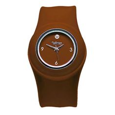Orologio Chocolate Brown by Winky Designs