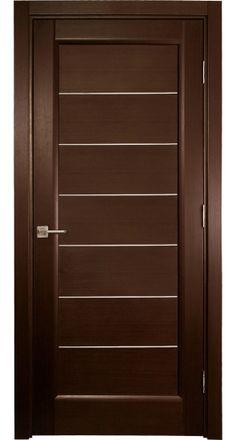 Gio Pomodoro 1927 5 Qq Wenge Stained Oak Gio Pomodoro C Modern Modern Door Type Wooden Doors. Flush Door Design, Home Door Design, Door Gate Design, Door Design Interior, Wooden Front Door Design, Wooden Front Doors, The Doors, Wood Doors, Entry Doors