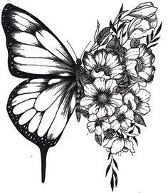 Mini Tattoos, Flower Tattoos, Body Art Tattoos, New Tattoos, Small Tattoos, Tatoos, Medium Size Tattoos, Cute Girl Tattoos, Couple Tattoos