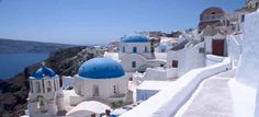 Top 10 Places To Visit In The World - GREECE!