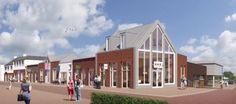 Franchise nieuws: Komt uw winkel naast de nieuwe Lidl in hartje Raamsdonksveer?
