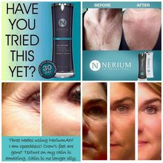 No one has time for 5-7 step regimens! Try Nerium and find out why we were ranked #1 in product and services in INC 500 magazine! www.coridayz.nerium.com