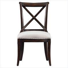 European Farmhouse - Fairleigh Fields Guest Chair in Terrain - 018-11-60 - Dining Room - Stanley Furniture