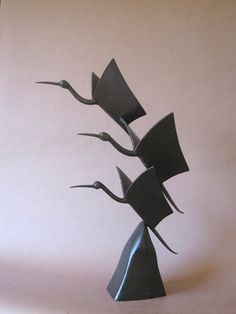 more of jean-pierre Augier's sculptures. So much creativity and inspiration to see a potential sculpture in old metal tools. Admire his work at http://www.jpaugier.fr/